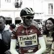 """Alberto Contador: """"Tengo heridas superficiales en todo el lado izquierdo"""""""