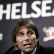 """Antonio Conte: """"Quiero que Matic siga en el Chelsea"""""""