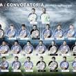 Convocados frente al Espanyol