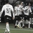 Com arbitragem polêmica, Corinthians vence Fluminense e avança às quartas