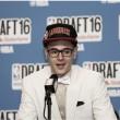 Atlanta Hawks go international at pick #44 with Isaia Cordinier