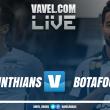 Jogo Corinthians x Botafogo AO VIVO online pelo Campeonato Brasileiro (0-0)