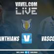 Resultado Corinthians 1x0 Vasco da Gama no Campeonato Brasileiro 2017