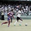 Em jogo nervoso, Coritiba e Bahia empatam sem gols no Couto Pereira