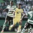 Sporting fue mucho para Porto y se quedó con el clásico
