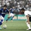 Corinthians bate Cruzeiro com vantagem mínima em casa e decisão por vaga fica para BH