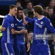 Diego Costa and Nemanja Matic both left off of Chelsea's preseason squad