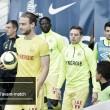 Amistoso contra el FC Nantes