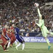 Chelsea 1-0 Liverpool: Reds slip to first pre-season defeat in International Champions Cup opener