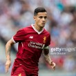 Liverpool rebuff third Barcelona bid for Philippe Coutinho