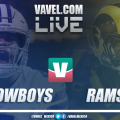 Resumen y video touchdowns Dallas Cowboys 22-30 Los Ángeles Rams en Playoffs NFL 2019