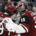 The Arizona Coyotes have been playing well... so do they make any moves? | (AP Photo/Ralph Freso)