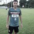 """Carlinhos Paraíba marca em amistoso contra time Sub-20 e destaca empenho do elenco: """"O time todo está de parabéns"""""""
