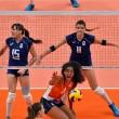 Rio 2016: Arriva la terza sconfitta per le Azzurre del volley