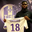 Edouard es del Toulouse por un año