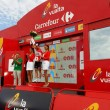 Vuelta 2016, 4° tappa: vince Calmejane, i big si controllano. Atapuma nuovo leader
