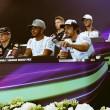 """F1, sostituita la PU sulla Mercedes di Hamilton: """"Penalità? L'obiettivo è sempre vincere"""""""