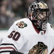 Chicago Blackhawks are in freefall since losing Crawford