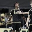 Ola Kamara brace sees off New England Revolution, preserves playoff hopes for Columbus Crew