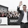 Apresentação de Cristiano Ronaldo na Juventus AO VIVO hoje