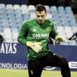 Cristian Álvarez, el mejor frente al Nástic según la afición
