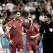 La Selección Portuguesa, amenazada por las tarjetas