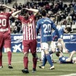 El Almería vuelve a las andadas