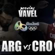 Argentina - Croacia: a continuar por la senda de la victoria