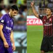 Le formazioni ufficiali di Fiorentina-Milan: Kalinic sfida Bacca