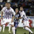 El Real Valladolid saca un punto de oro ante el Alavés