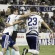 Una primera parte para olvidar condena al Real Zaragoza