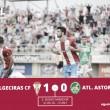 El Algeciras se adelanta en la eliminatoria