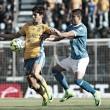 Intenso empate en el regreso del futbol a la capital