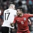 Alemania secael favoritismode la Roja