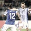 La Real Sociedad destroza al Vardar