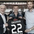 Bayer Leverkusen confirma contratação de Daley Sinkgraven, ex-Ajax, até 2023