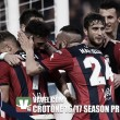 Crotone 2016/17 Serie A season preview: A maiden voyage into the big time for the minnows