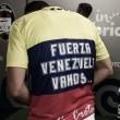El Crotone salió al campo luciendo unas camisetas en solidaridad con Venezuela