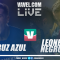 Resumen y goles Cruz Azul 3-2 Leones Negros en Amistoso 2019