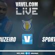 Cruzeiro x Sport AO VIVO hoje pelo Campeonato Brasileiro (2-0)