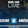 Cruzeiro x América-MG AO VIVO hoje pelo Campeonato Brasileiro 2018 (0-0)
