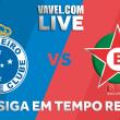 Resultado Cruzeiro x Boa Esporte pelo Campeonato Mineiro (3-0)