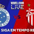 Jogo Cruzeiro x Villa Nova AO VIVO hoje pelo Campeonato Mineiro (0-0)