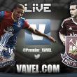 Crystal Palace vs West Ham en vivo y en directo online