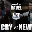 Crystal Palace v Newcastle United Preview: Magpies looking to get one over on former boss