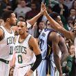 Bradley brilla nella vittoria dei Celtics contro i Grizzlies