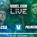 Gols e melhores momentos de CSA x Palmeiras hoje no Campeonato Brasileiro (1-1)