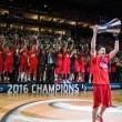 Eurolega - Il Cska rompe la maledizione, Fenerbahce sconfitto in finale