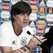 """Joachim Löw: """"No veo la necesidad de hacer cambios en el equipo"""""""