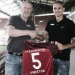 Experience defender Ewerton joins Kaiserslautern from Sporting